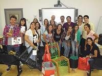 Estudiantes  de la especialidad de Diseño Ambiental presentaron trabajos finales