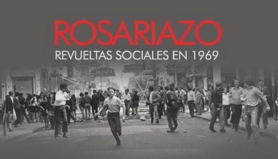Los Rosariazos, una historia latente