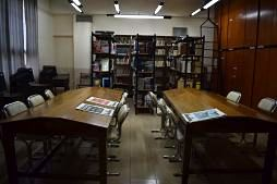 Publicaciones periódicas en biblioteca