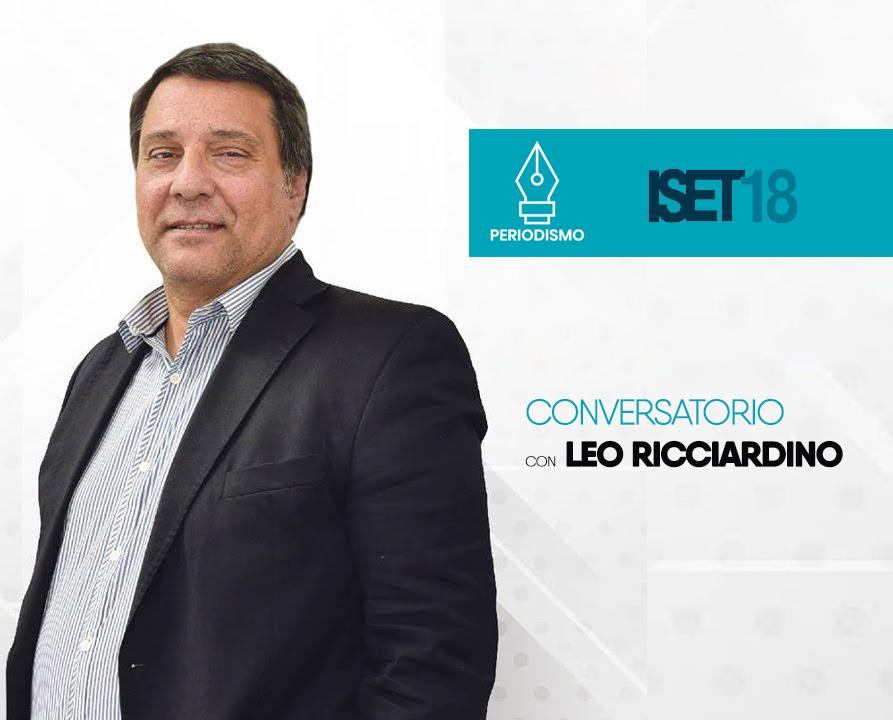 Conversatorio con Leo Ricciardino