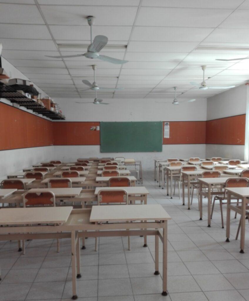 Propedéuticos: códigos de aula