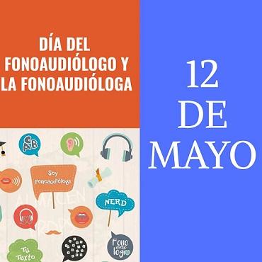 12 de Mayo Día del Fonoaudiólogo