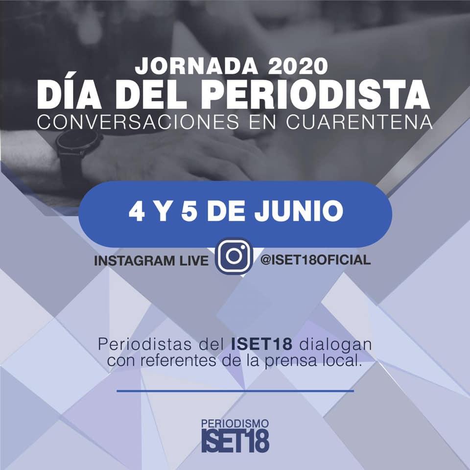 Jornada Día del Periodista 2020
