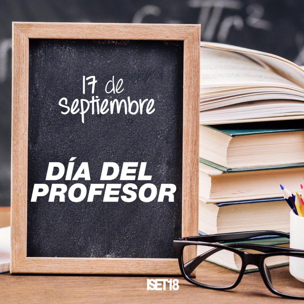 Día del Profesor y la Profesora