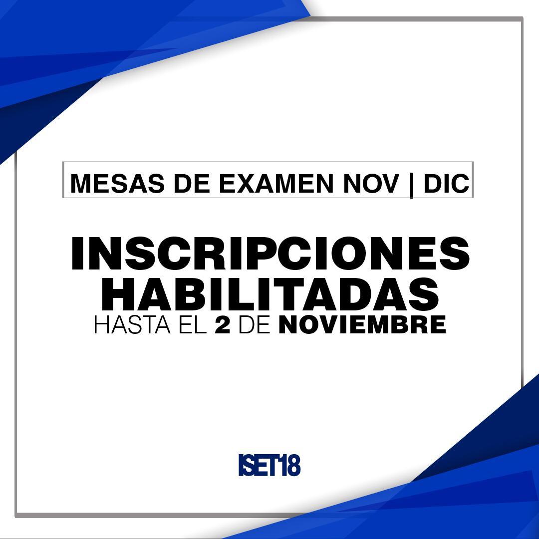 Atención Estudiantes!!!