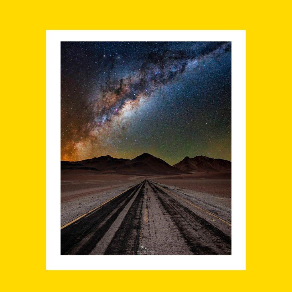 Abril de Astrofotografía. Victor Lima